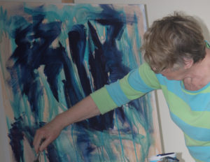 chris marin artist painting