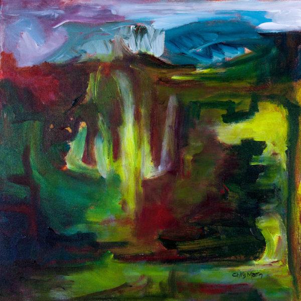 Desert Dream by Chris Marin