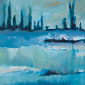 Stillness by Chris Marin