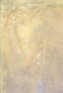 Sanctus Watercolour by Helen