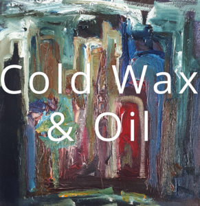 cold wax gallery