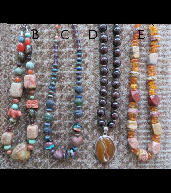 Necklaces $175 2
