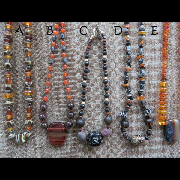 Necklaces $175