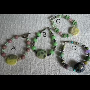 Single Strand Bracelets