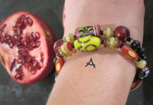 double stranded bracelet 2