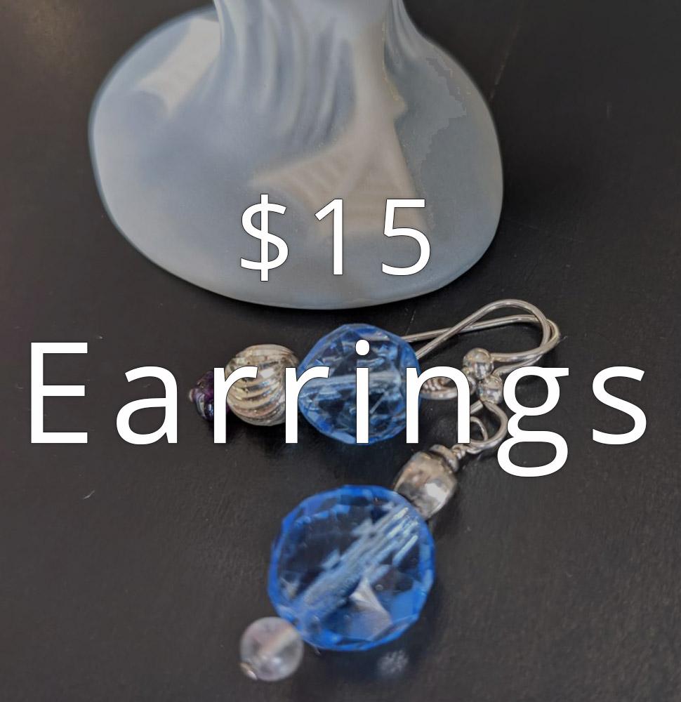 $15 earrings 2